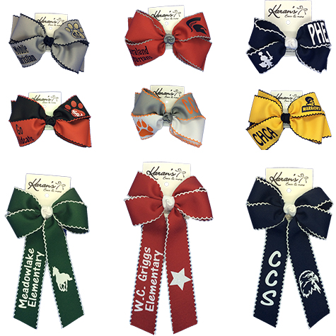 School Bows & Ribbons