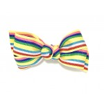 Blue (Multi Colors)  Stripe - 3 inch
