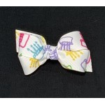 Happy Birthday Cake Bow - 3 Inch