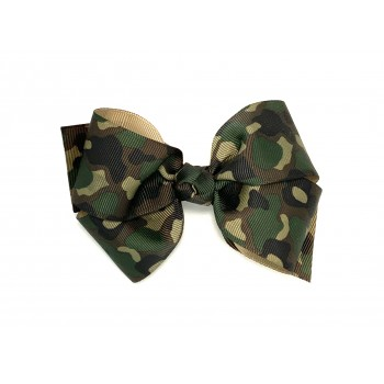 Green (Camouflage) Bow - 4 Inch