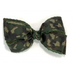 Green (Camouflage) Bow - 5 Inch